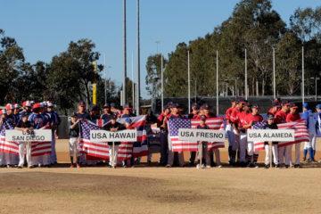 Roos Baseball Team -
