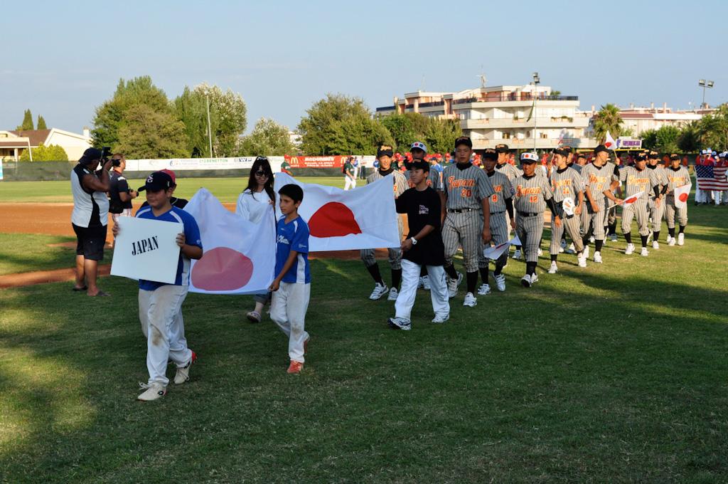 Japanese Team