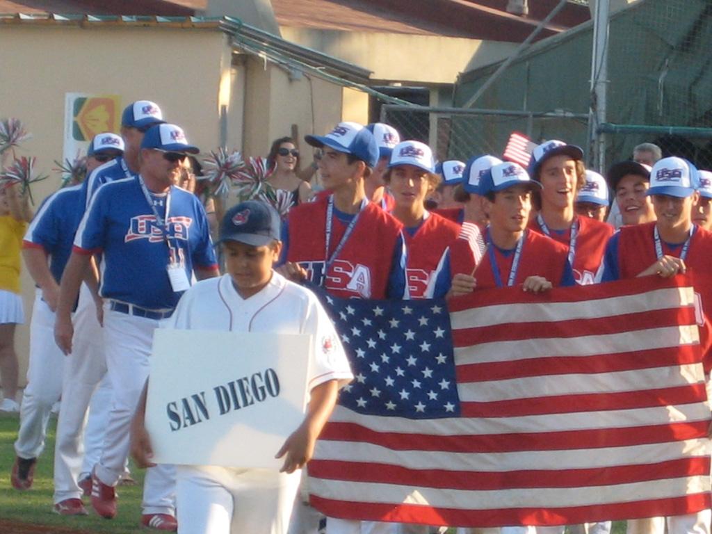 San Diego Team